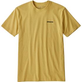 Patagonia M's P-6 Logo Responsibili Tee Surfboard Yellow